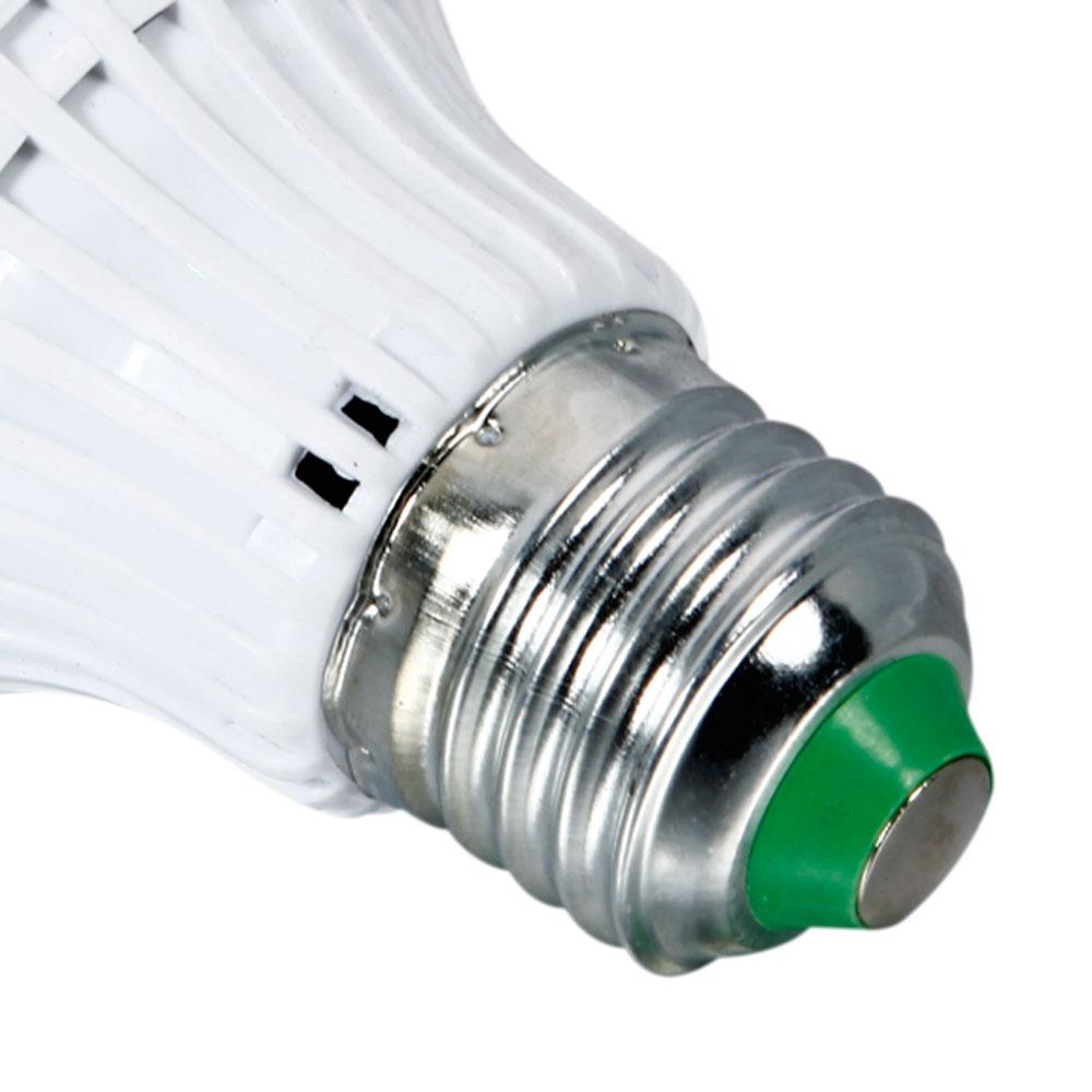 E27 5w 450lm 6050 6700k White Light Eco Friendly Plastic Led Light Bulb 110 220v Ebay
