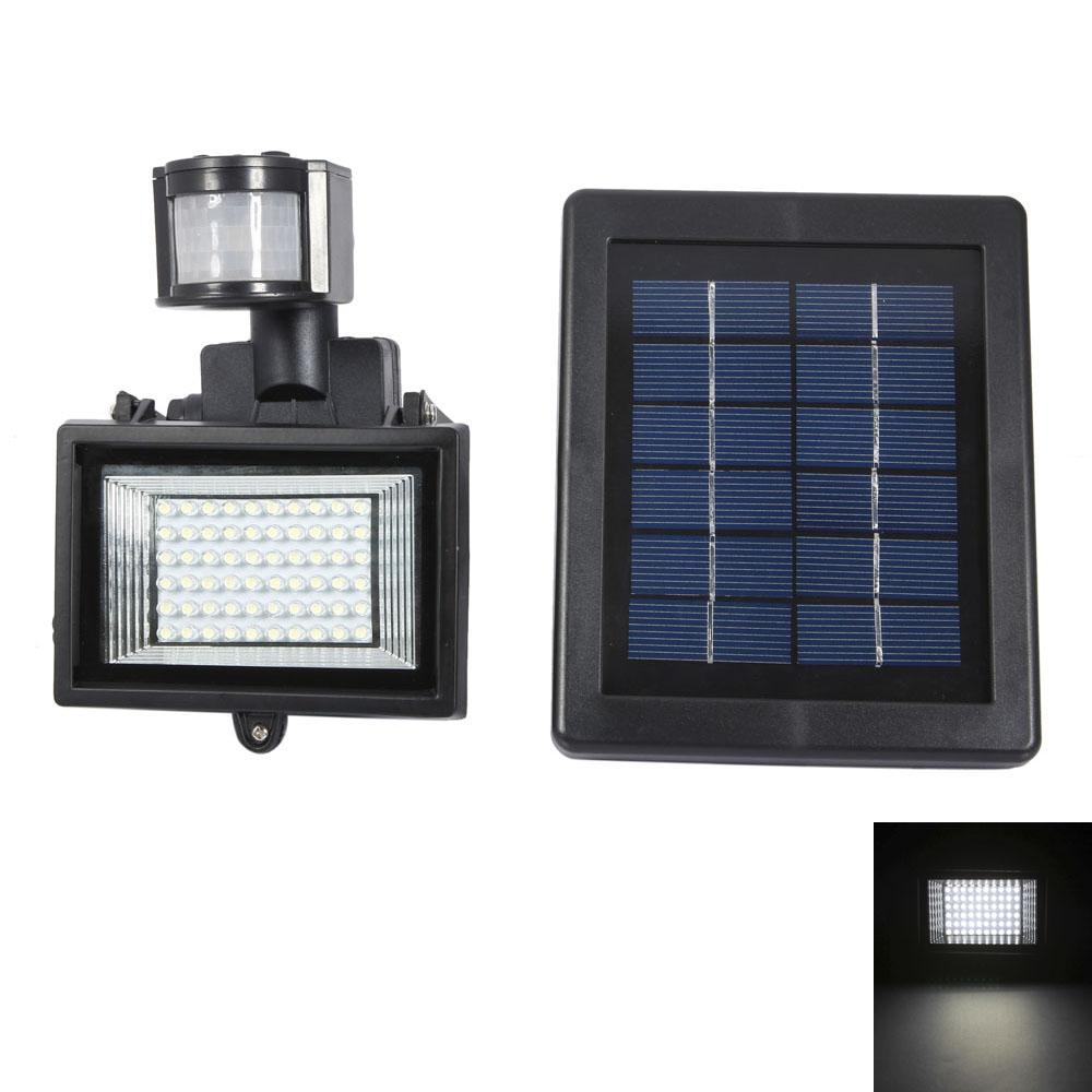 Flood lights problems : Led outdoor garden solar power motion sensor security