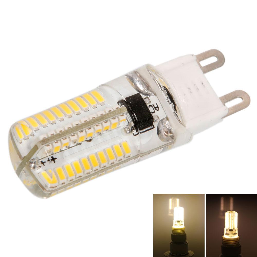 New E12 E14 E17 G9 3014 Smd 80 Led Dimmable Corn Bulb Lamp