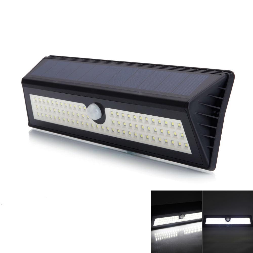 77 Led Wireless Solar Power Motion Sensor Security Light